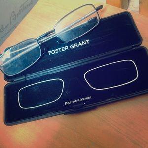 Brand new Foster Grant prescribed glasses